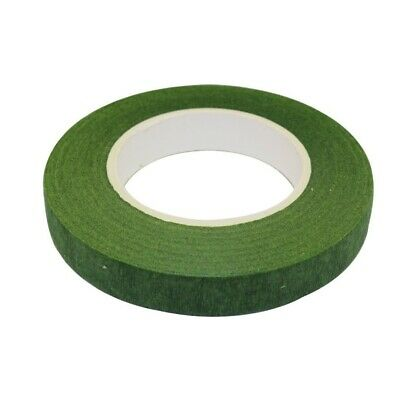 Light Green Stem Tape Florist Floristery  (12mm x 30m)