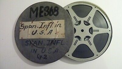 16 mm Film Span. Influence in USA