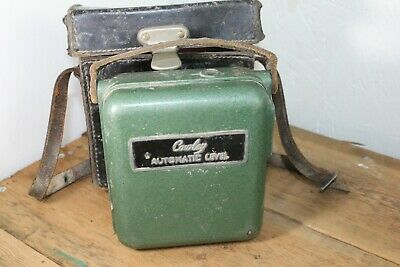 Vintage Cowley Automatic Site Level With Case