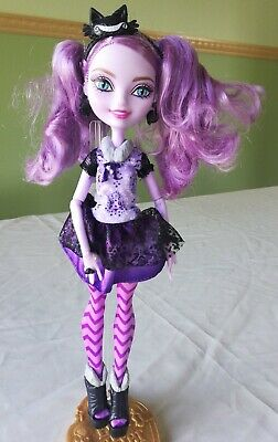 Mattel Ever After High First Chapter Wave Signature Kitty Cheshire Doll