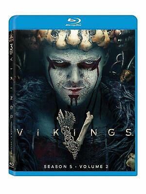 Vikings: Season 5 Volume 2 BLU RAY 2019 FREE SHIPPING