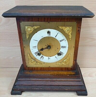 Ansonia Clockco Clock Vintage Antique Restoration New York USA