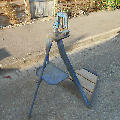 Record Pipe Bench Used Good Condition