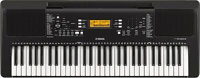 Yamaha 61-Key Touch Sensitive Portable Keyboard PSR-E363
