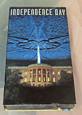 Collectible Version VHS, Independence Day