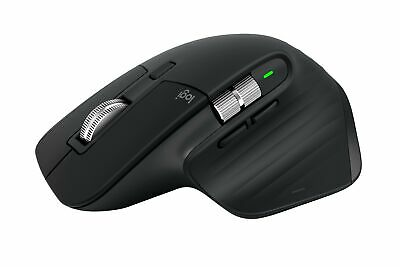 Logitech Mx Master 3 For Business Mouse Rf Wireless+Bluetooth Laser 4000 Dpi
