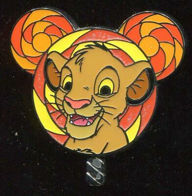 HKDL Lollipop Mystery Tin Collection Simba Disney Pin 121091