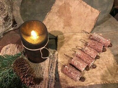 Primitive Ornaments Dried Cob Homestead Bowl Fillers Early Look