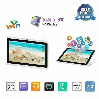 7'' Q88H A33 Android 4.4 Tablet PC Quad Core 1GB+8GB Dual Cameras WIFI 3G m5