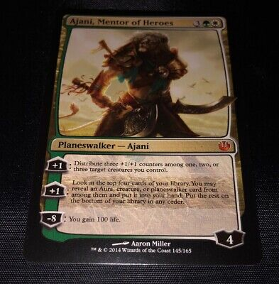 Journey Into Nyx Mentor of Heroes Ajani