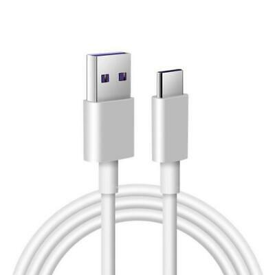 USB 5A Super Fast Charging Cable USB 3.1 Type C Quick Charger Sync Data Wire