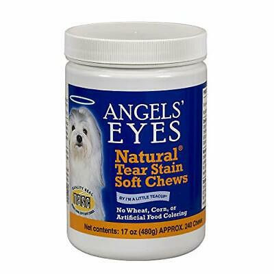 Angels' Eyes Natural Soft Chews Chicken Flavor For Dogs