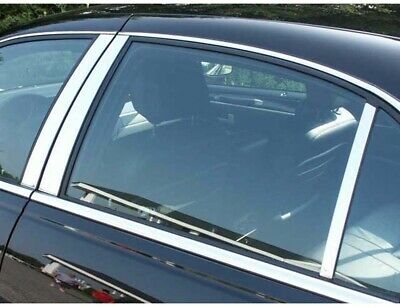 For Lincoln Town Car 2000-2002 SAA PP40688 Polished Pillar Posts
