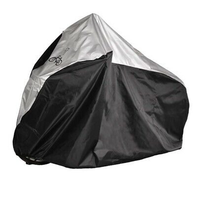 Universal Waterproof Large Bicycle Cycle Bike Cover Outdoor Rain Dust Prote T8Z9