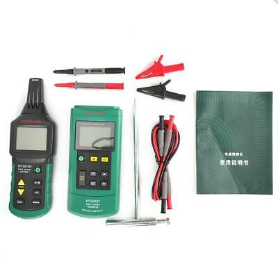 MASTECH MS6818 Wire Cable Locator Metal Pipe Detector Network Line Tracker