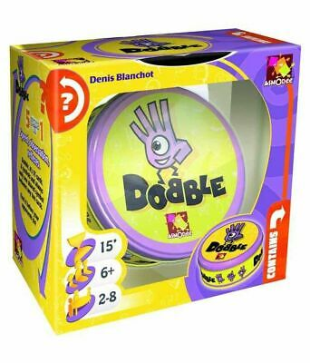 Dobble By Asmodee Award Winning Visual Perception Card Game kids Age 6 And up