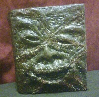 Necronomicon Ex-Mortis,Ooak,Sideshow Gaff,Oddity,Haunted,Mummified,Evil Dead