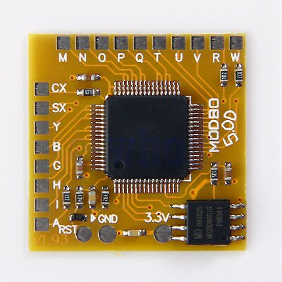 Replacement Change Machine Chip Modbo4.0 1.99 For Ps2 Develope Ic Diy