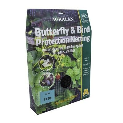Agralan Bird & Butterfly Protection Netting (5m x 2m)