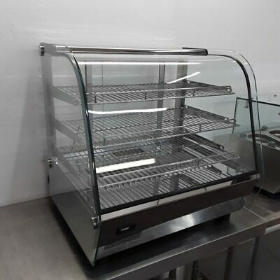 Commercial Heated Hot Light Gantry Food Warmer Pie