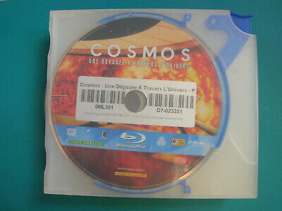 BLU-RAY boitier slim COSMOS UNE ODYSSEE A TRAVERS L UNIVERS (b3)