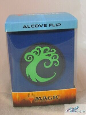 Guilds of Ravnica Simic Combine Alcove Ultra Pro flip box card box case for MTG