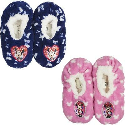 29//30 EU Rose isotoner Chaussons Chat 3D Fille