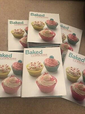 Baked And Delicious Job Lot Magazines And Folders 1-87