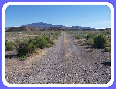 Awesome 40 Acres~Paved Access~Lovelock Nevada~$325 A Month