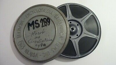 16 mm Film Heart and Circulation