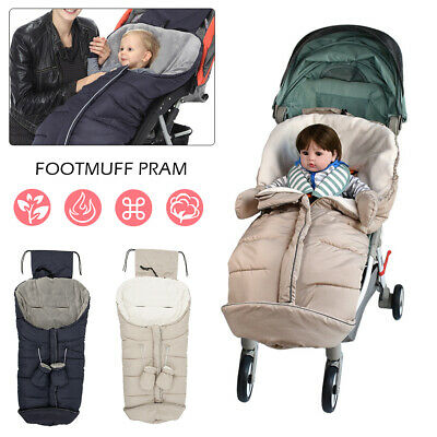 Baby Toddler New Born Footmuff Cosy Toes Apron Liner Buggy Pram Stroller UK