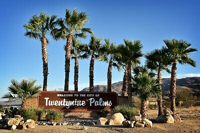 5 ACRES LAND TWENTYNINE PALMS CA. - Low Monthly Payments - No Qualifying