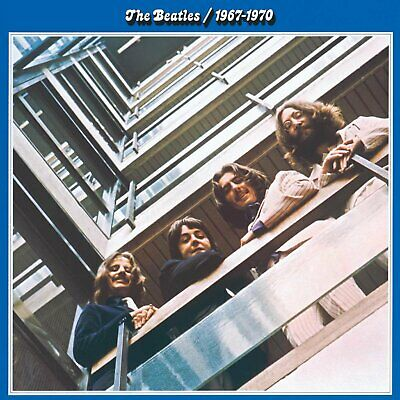 The Beatles 1967 - 1970 (The Blue Album) 2014 2 x LP Vinyl NEW & SEALED