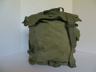 WW2 era US ARMY M1945 COMBAT FIELD PACK dated 1951, complete