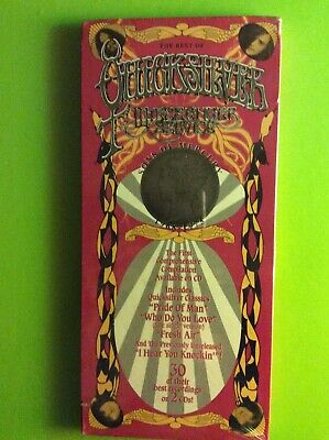 Sons of Mercury: The Best of Quicksilver Messenger Service (2-CD Set) OOP Sealed