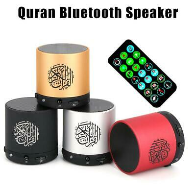 Islam Portable Audio Quran Mini Speakers Player Wireless Bluetooth القران الكريم