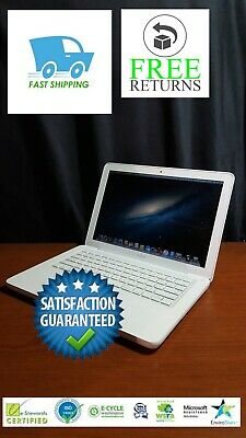 """2009' APPLE MACBOOK A1342 13"""" CORE 2 DUO 2.26GHz 500HDD 2GB OS X 10.8.5"""