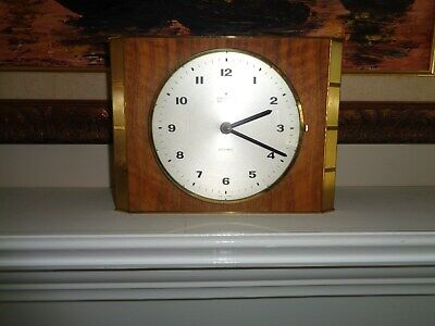 Junghans Made In Germany Shelf/Mantel Clock