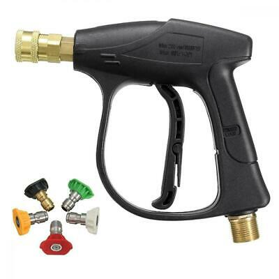 MATCC Car Washer Gun 3000 PSI High Pressure with 5 Nozzles for...