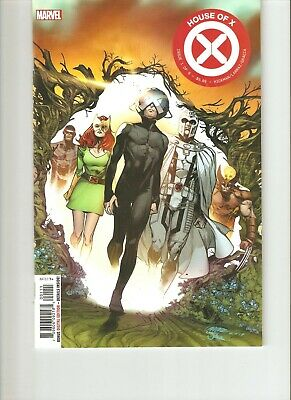 House of X #1 (2019)  (9.4) Regular Cover 1st Print