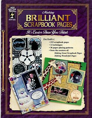 Making Brilliant Scrapbook Pages book