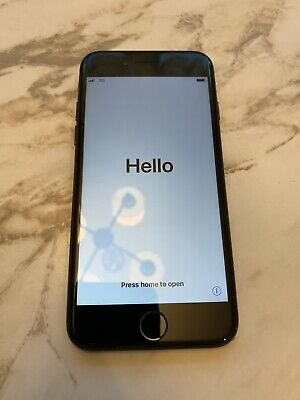 Apple iPhone 7 - 32GB - Black (Verizon) A1660 (CDMA GSM)