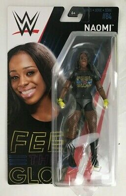 WWE Basic Action Figure Series 84 Naomi *BRAND NEW*