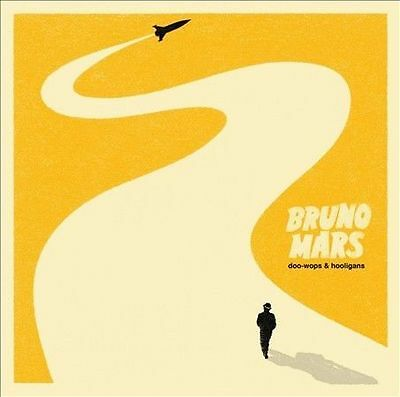 Bruno Mars Doo - Wops & Hooligans CD 2011 NM  Elektra ‎7567883325