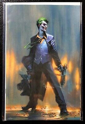 Joker #1 Year Of The Villian Dell Otto Virgin Exclusive