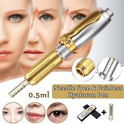 0.5ml Hyaluron Stylo Acide Hyaluronique Non Invasif Seringue Atomiseur
