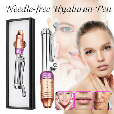 Acide Hyaluronique Hyaluron Stylo Non Invasif Seringue Injection Atomiseur Soin