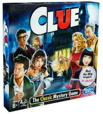 Clue Board Game  - New - Free shipping
