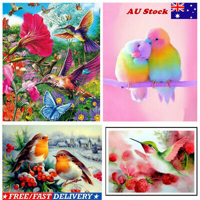 DIY 5D Animals Diamond Painting Full Drill Embroidery Art Home Crafts Kits Decor