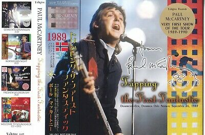 Paul McCartney / Tripping The First Fantastic 1989 / 2CD With OBI STRIP / SEALED